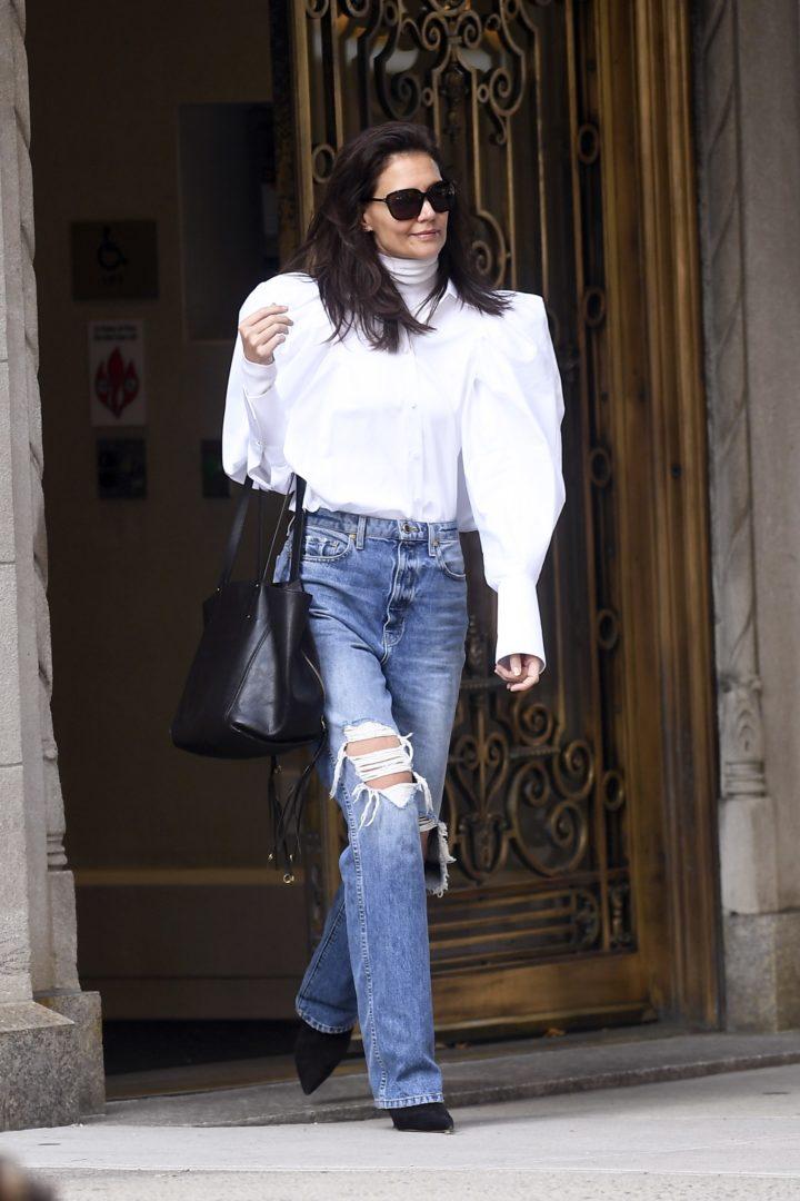Vogue.it – Moda autunno inverno 2019 2020: camicia elegante vittoriana